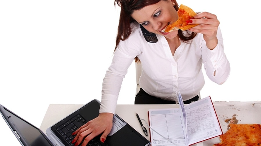 Estrés i falta de concentració | Cuinats Carrer Major
